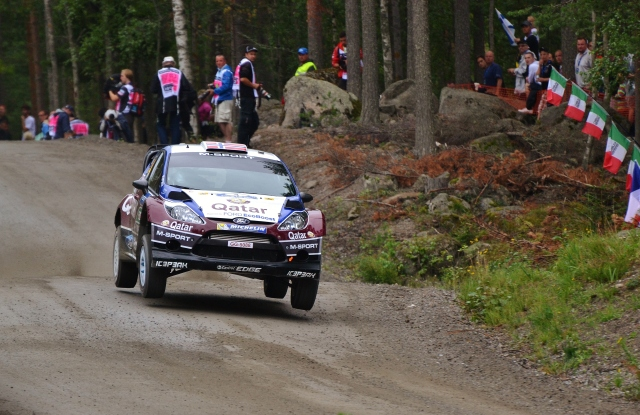 M-Sport Ford Finland