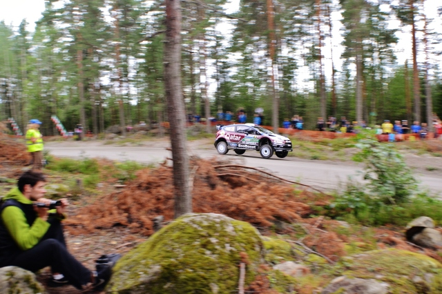Finland m-sport ford