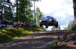 Ogier Finland jump