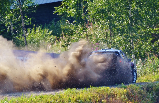 dust ford finland