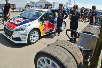 World RX Lydden hill 201711