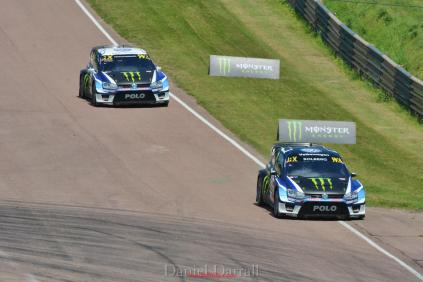 World RX Lydden hill 201722