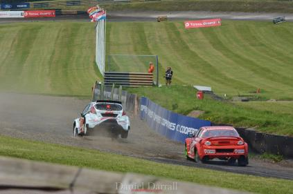 World RX Lydden hill 201728
