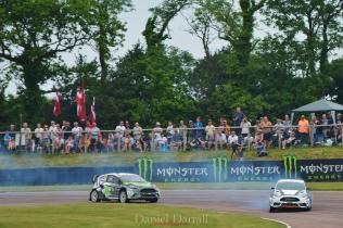 World RX Lydden hill 201735