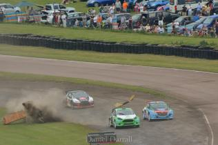 World RX Lydden hill 201736