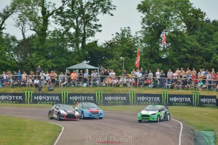 World RX Lydden hill 201738
