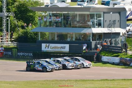 World RX Lydden hill 201746
