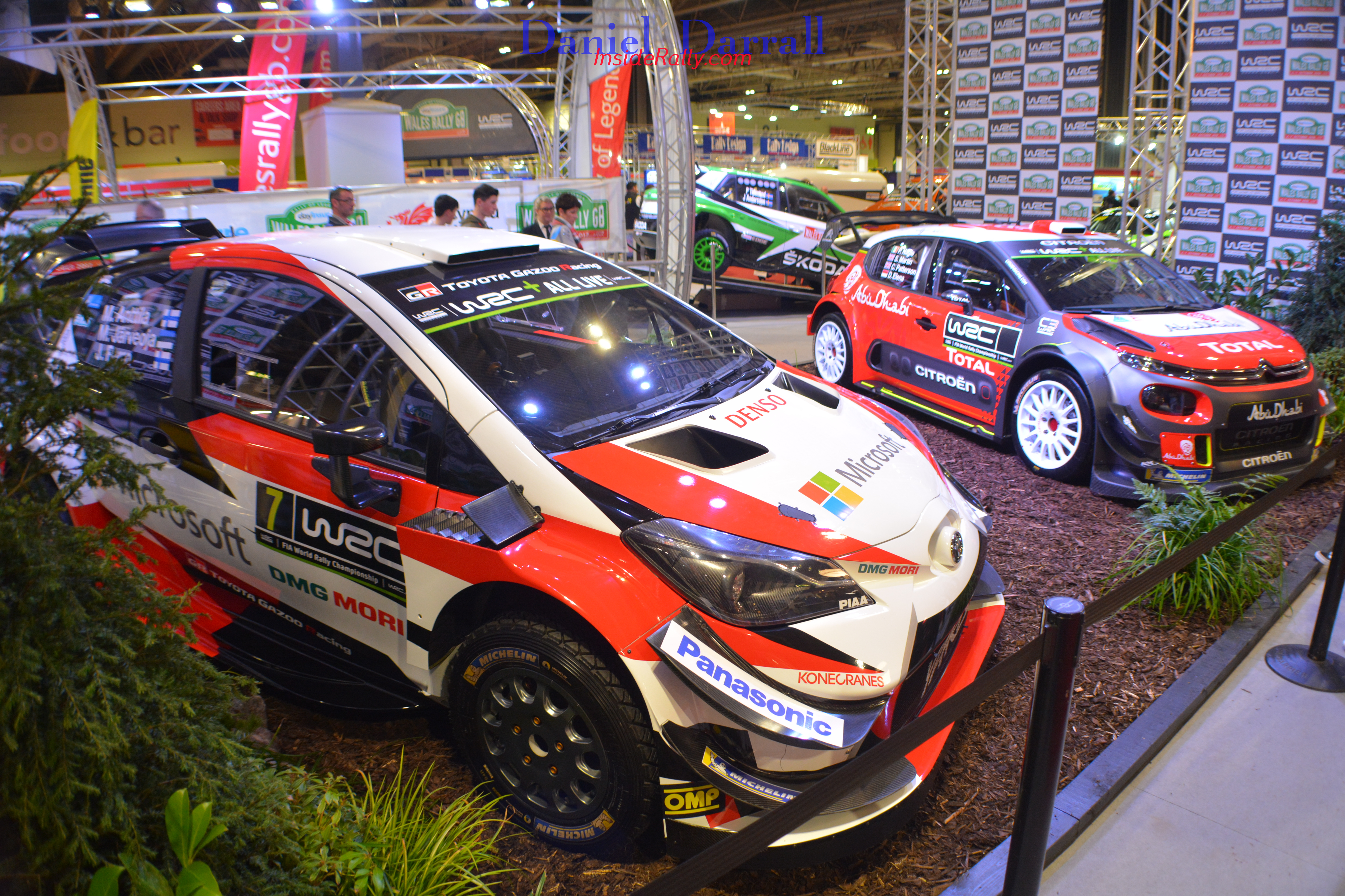 the 2018 world rally championships is go inside rally. Black Bedroom Furniture Sets. Home Design Ideas