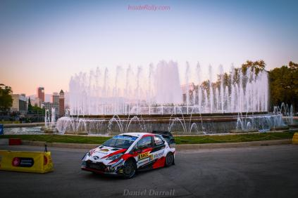 1 2018 Barcelona Spain10 Toyota